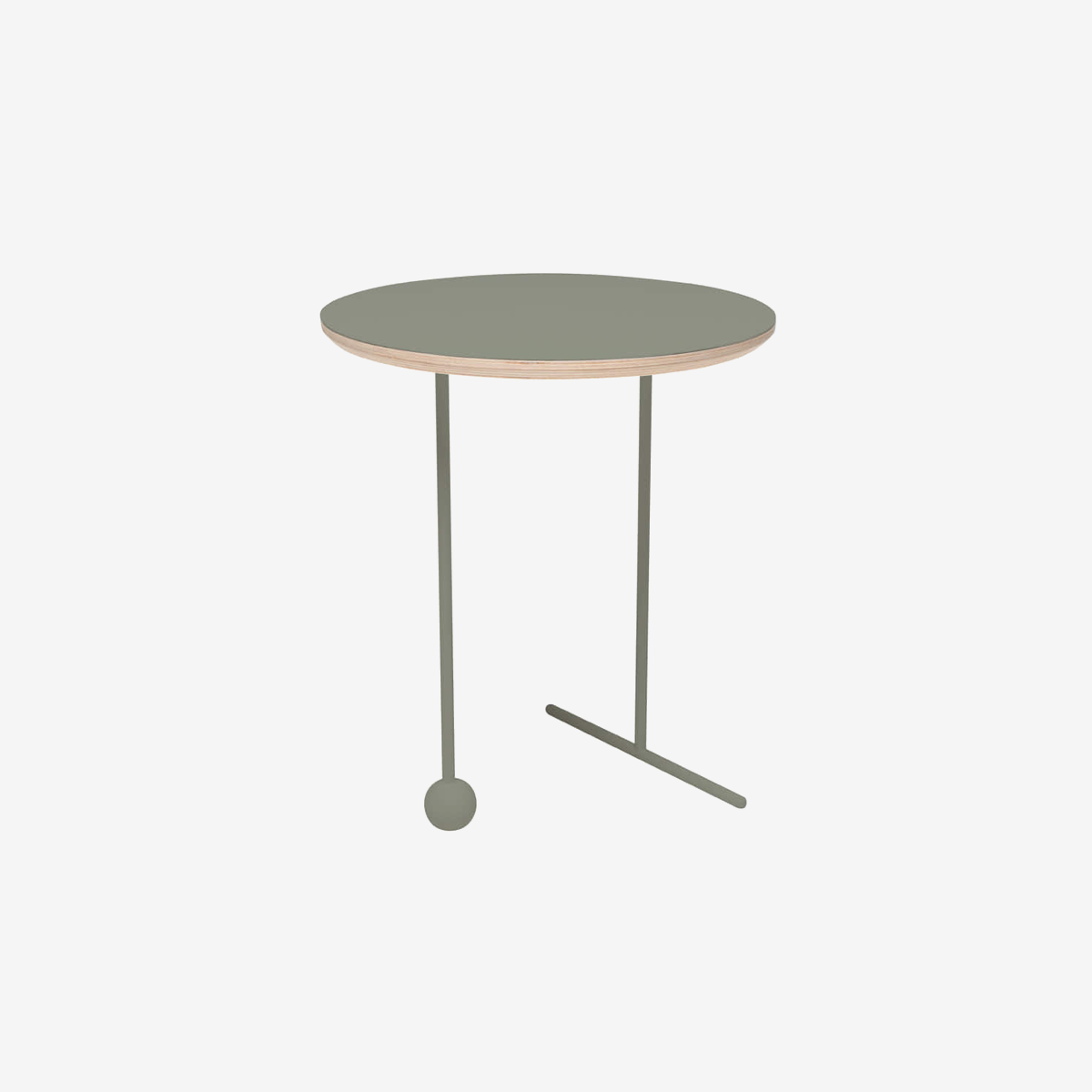 Plain Table _Olive