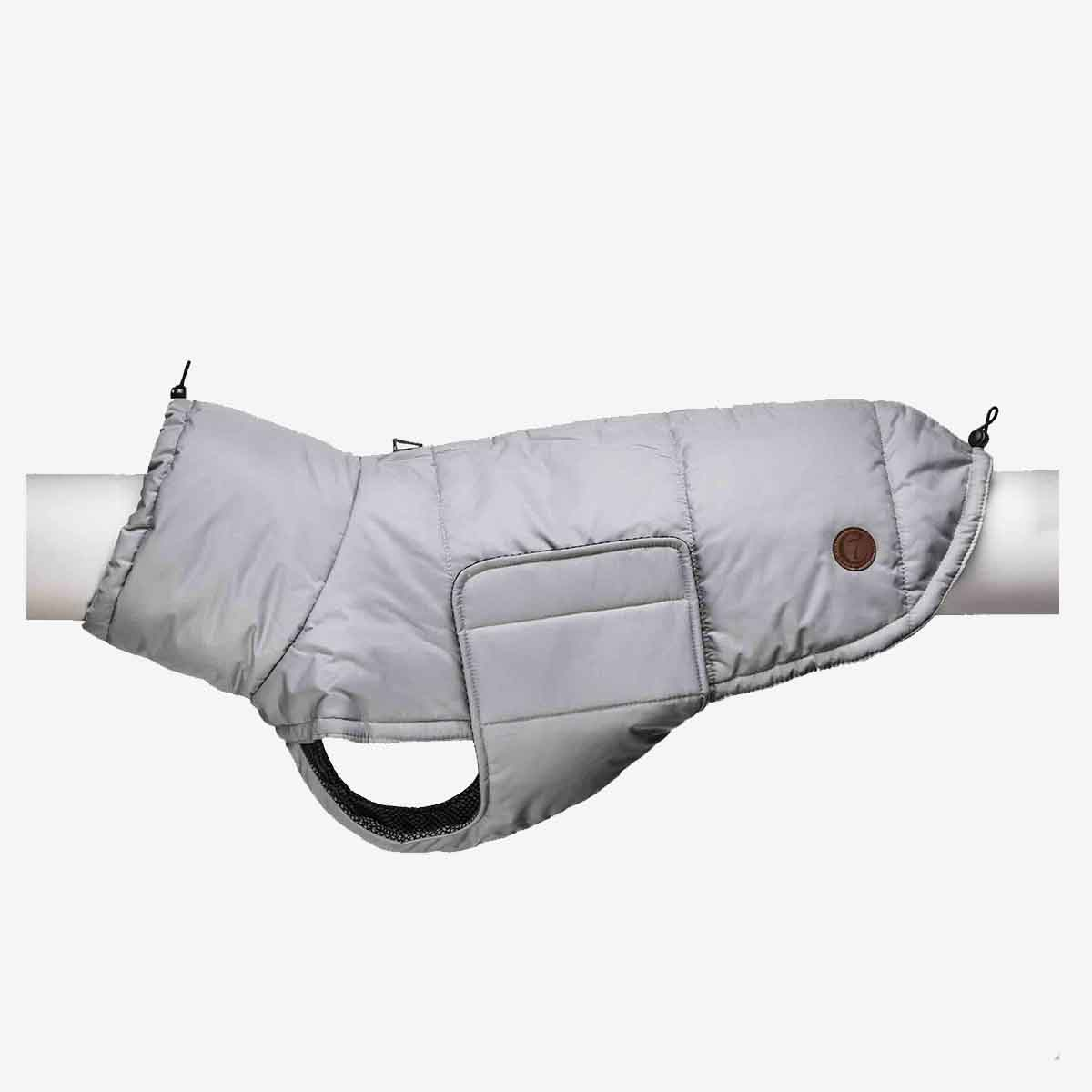 Dog Coat Yukon Cool Grey
