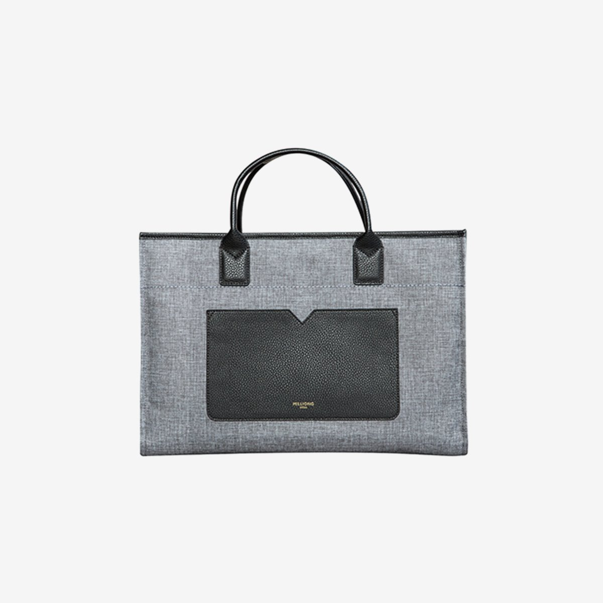 밀리옹 BELLE TOTE DARK GREY