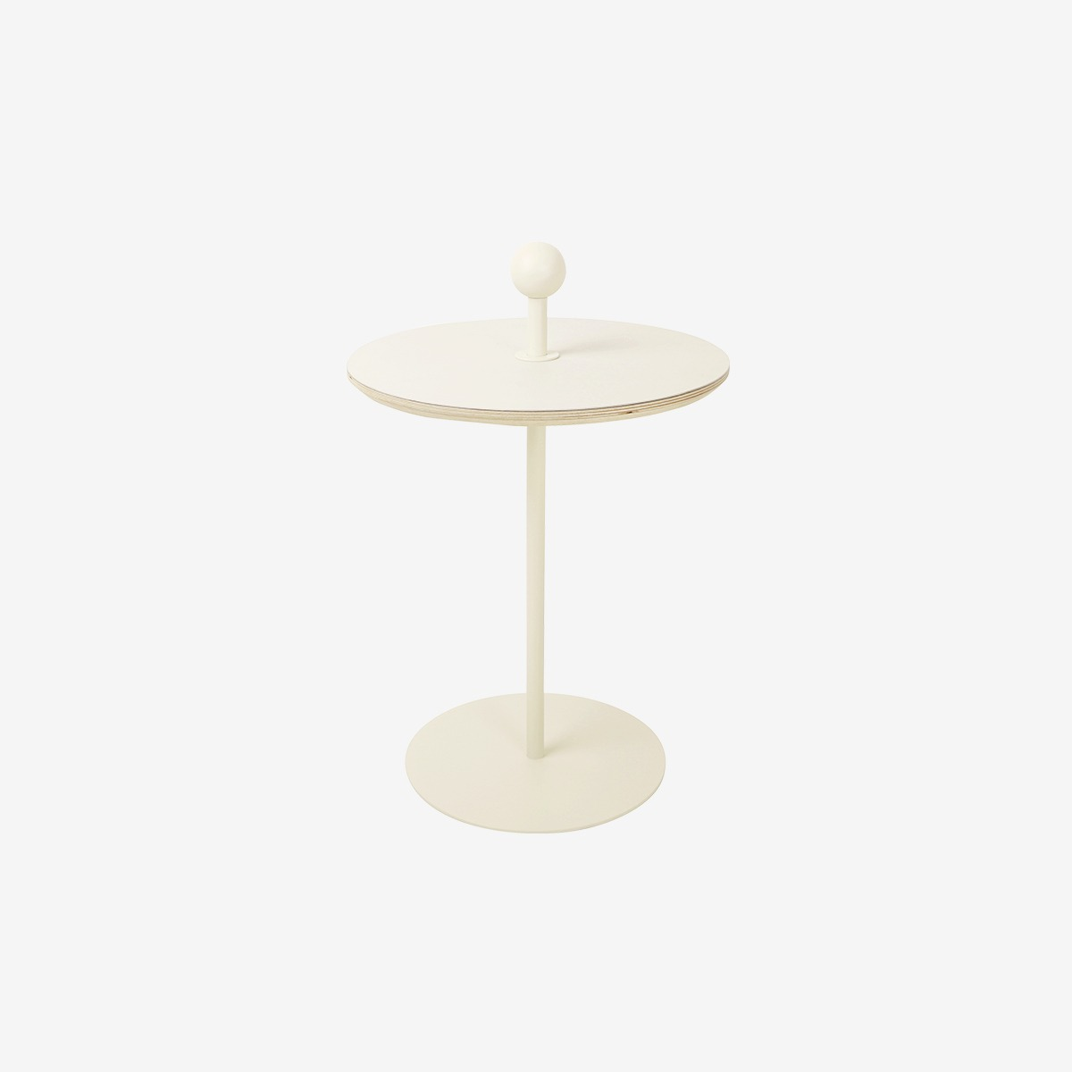 Plain Table 3 _Ivory