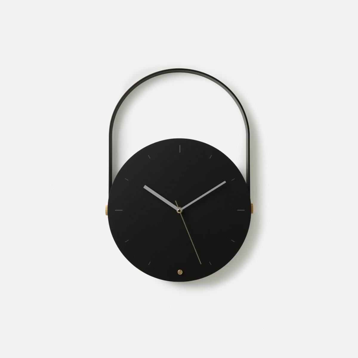 스텔라 벽시계 Stella wall clock_black
