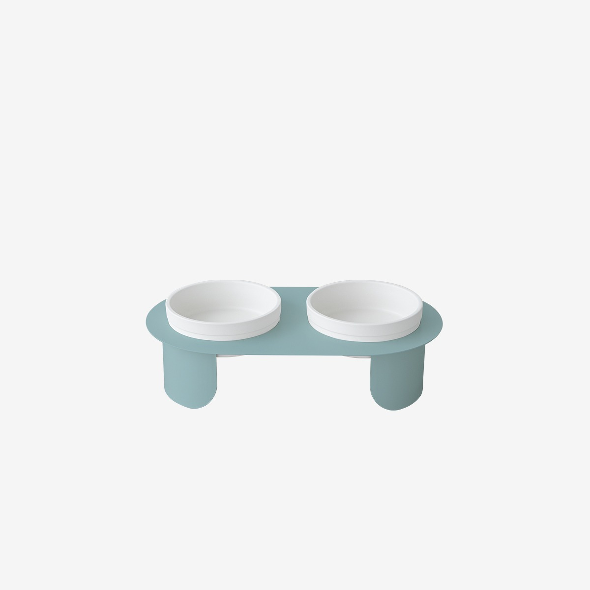 Layy papa  Pasteel table set / 120 mint green