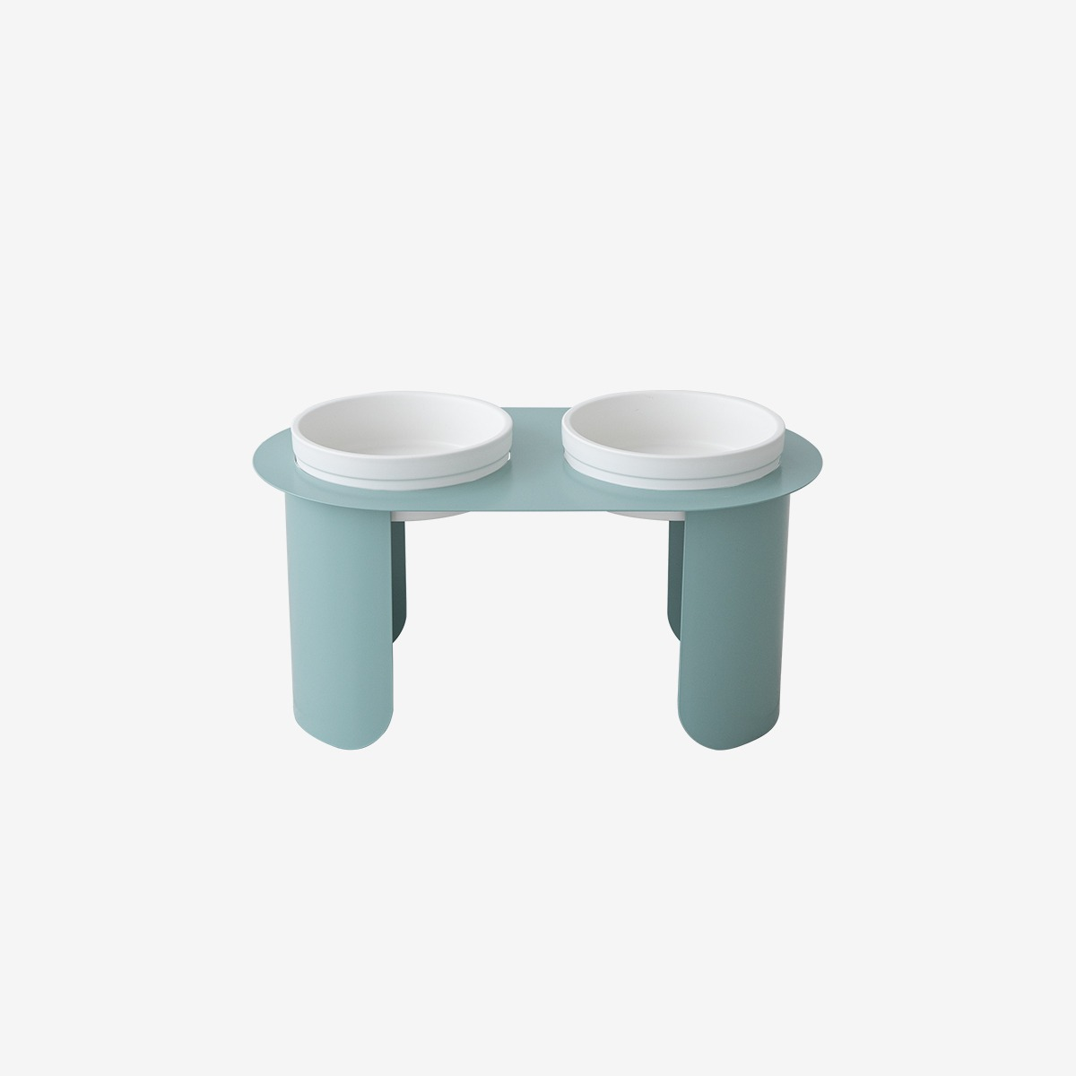 Layy papa Pasteel table set / 250 mint green