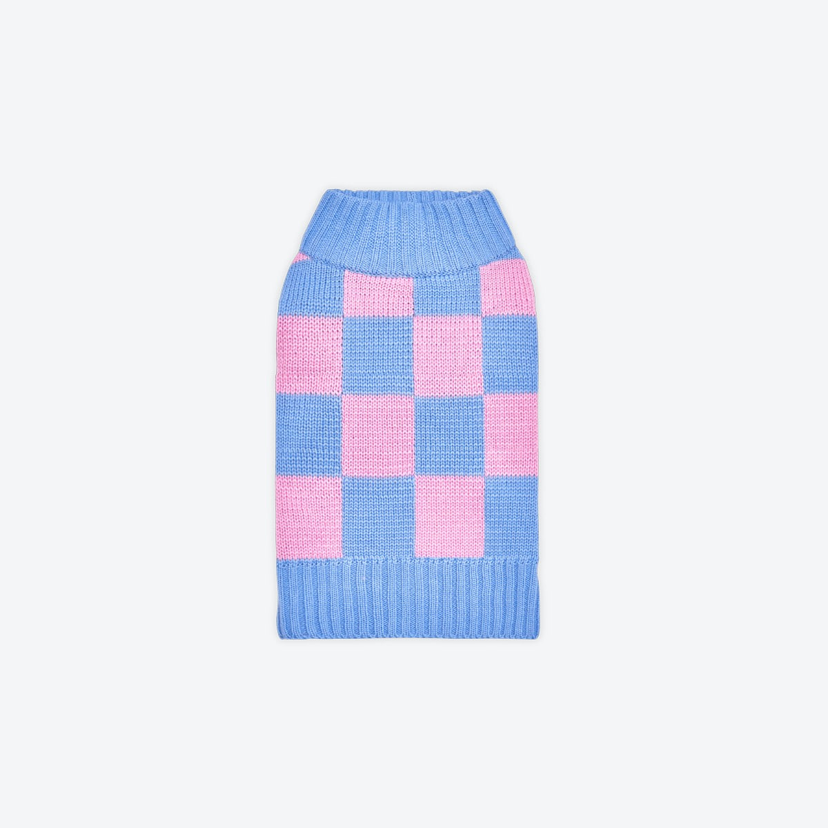 Bamboo Knit Blue Pink